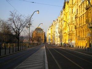 Tarde en Praga